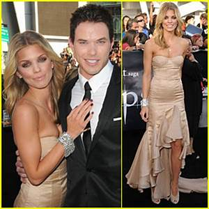 Kellan Lutz Premieres ECLIPSE with AnnaLynne McCord ...