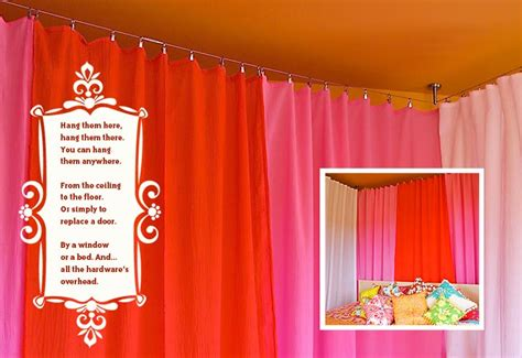 Dignitet Curtain Wire Bay Window by Installing Cable Wire For Hanging Curtains Sew4home