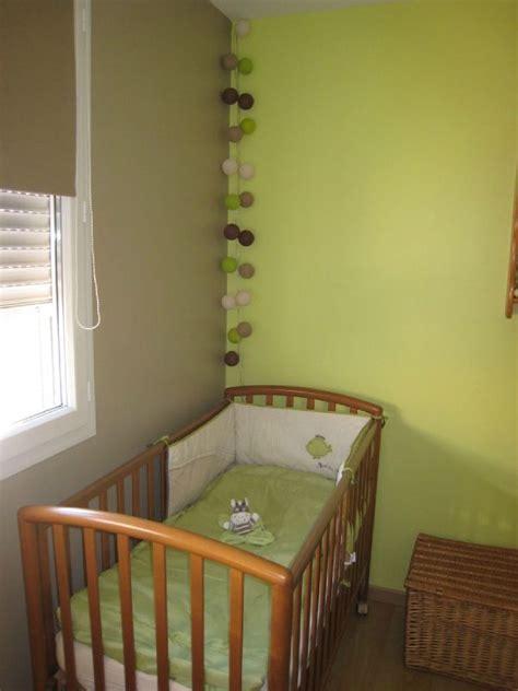 chambre bébé vert anis chambre bébé vert anis et taupe photo de décoration