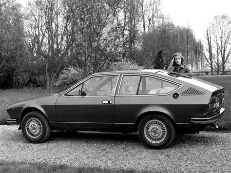 Alfa Romeo Alfetta Gt Specs & Photos