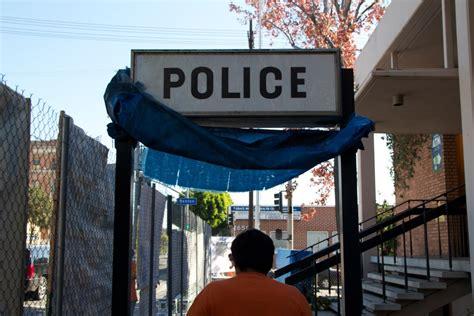 la collective seeks  repurpose rampart police station
