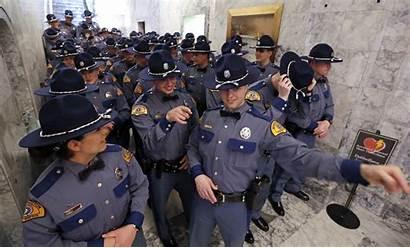 State Patrol Washington Trooper Academy Capitol Graduation