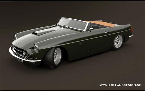 2015 Zolland Design MG MGB - Static - 5 - 2560x1600 ...