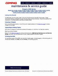 Compaq Presario Cds Service Manual Pdf