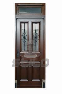 Puertas Clasica Francesa Con Moldura Bastidor