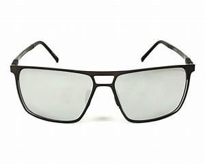 7110e3d4491 lunettes de soleil porsche design p 8610 c bronze avec des verres gris pour  hommes