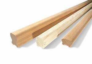 Main Courante En Bois : main courante bois ~ Nature-et-papiers.com Idées de Décoration