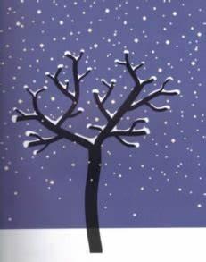 Bricolage Automne Primaire : l arbre et l hiver de melissa pigois bout de gomme ~ Dode.kayakingforconservation.com Idées de Décoration