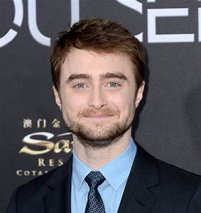 Daniel Radcliffe Open To Playing Harry Potter Again  onerror=
