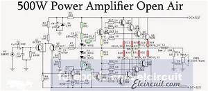High End 500w Power Amplifier Open Air V Roku 2019