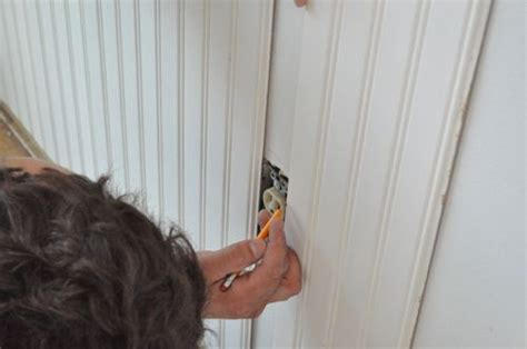 Installing Beadboard Paneling : Sealants Direct Paint Blog • How To Install Beadboard