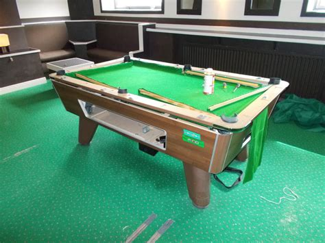 second hand snooker table for sale re cover pool table at roller world in derby and also work