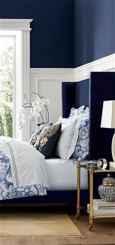 Ideas Navy Blue Walls by The 25 Best Navy Blue Bedrooms Ideas On Navy