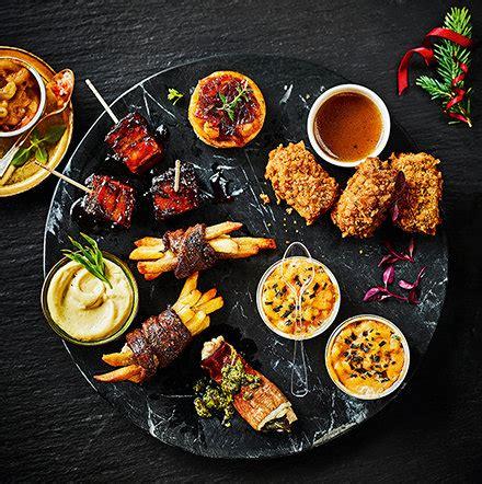 christmas food inspiration food to order m s