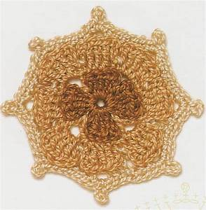 Crochet Celtic Octagon how to crochet this attractive motif