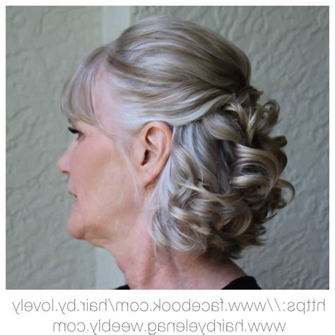 inspirations  mother   bride updos  long hair