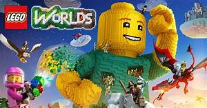 Lego Worlds Unlock Codes  Switch   All You Need To Know