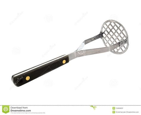 Potato Masher Stock Photos   Image: 10455623