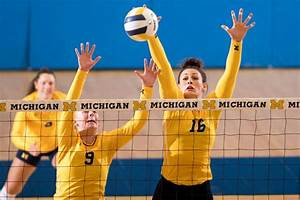 Michigan Volleyball International Experience | Created by ...