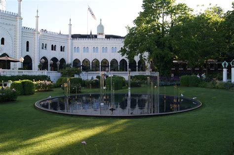 My experience visiting Tivoli Gardens in Copenhagen on a ...