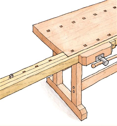 plan workbench extension  extra clamping
