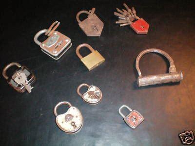 türriegel für vorhängeschloss antiques collectibles antique padlocks