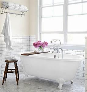 1001 conseils et idees de deco campagne chic fantastique With salle de bain campagne chic