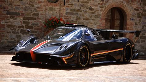 pagani zonda revolucion wallpaper hd car wallpapers