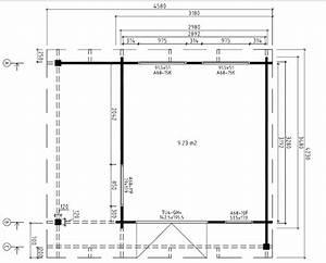 Gartenhaus 3 X 3 M : gartenhaus mini hansa lounge 9m2 44mm 3x3 hansagarten24 ~ Articles-book.com Haus und Dekorationen