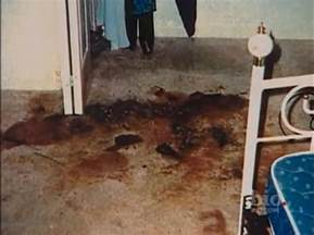 Laurie Show Crime Scene
