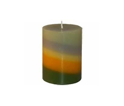 Candles Sunshine Waxman Pillar