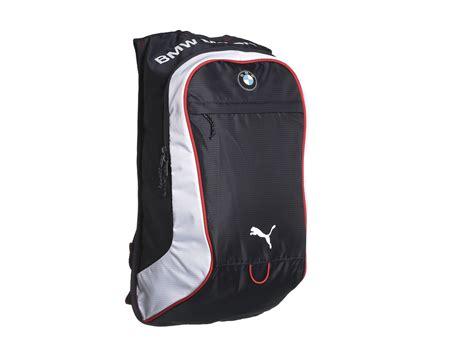 Puma Bmw Motorsport Backpack In Blue For Men