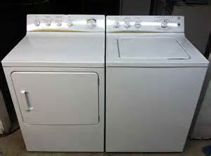 GE Adora Washer and Dryer