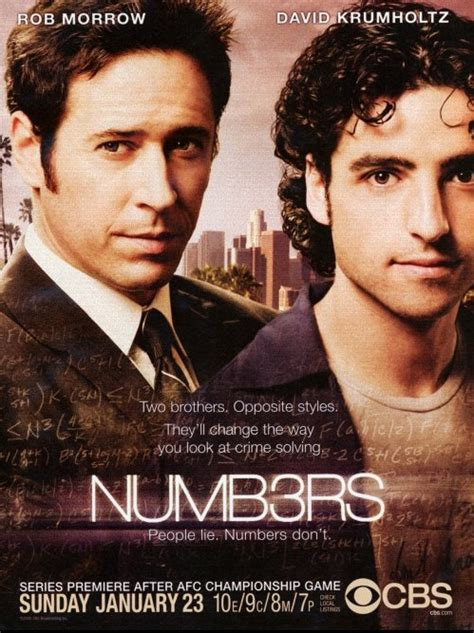 Numb3rs return date 2018 - premier & release dates of the tv show Numb3rs.