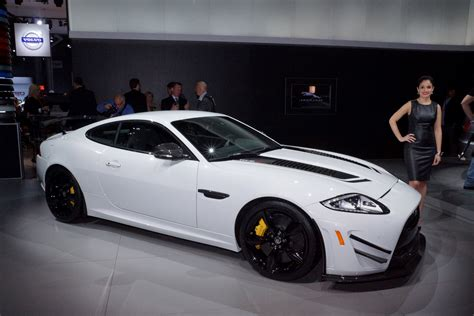 Car New Wallpaper 2013 by Beautiful New 2013 White Jaguar Xkr S Gt Luxury 2