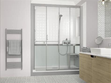 transformer baignoire en remplacer sa baignoire par une en 1 journ 233 e c est possible