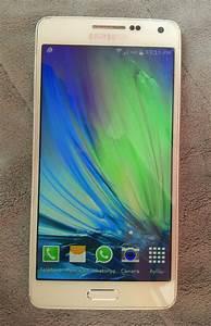 Celular Samsung Galaxy A5 En Caja Y Accesorios