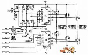 Brushless Motor Diagram