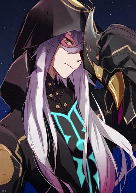 caster asclepius fategrand order zerochan anime