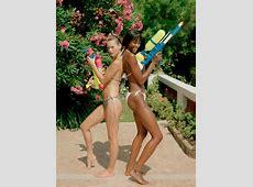 Naomi Campbell's Feet