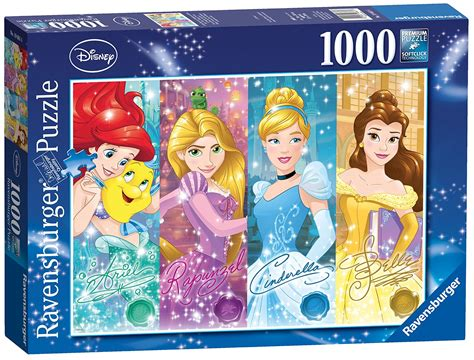 puzzle disney princess ravensburger 19661 1000 pieces jigsaw puzzles other disney jigsaw puzzle