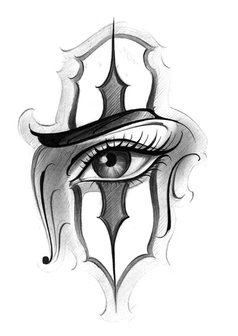 Chicano tattoo design references – Tattoo Design Stock