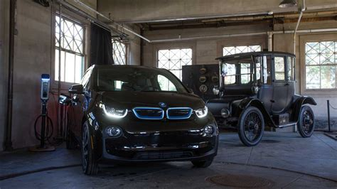 bmw donated  charging stations  americas national parks