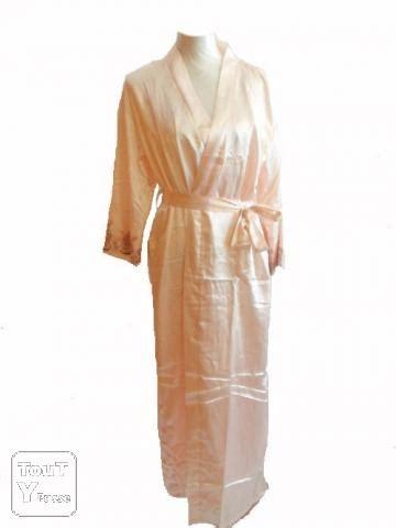 robe de chambre d été femme robe de chambre satin d 39 ete guadeloupe