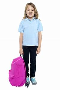 Young, Girl, Student, Png, Image