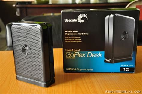 seagate freeagent goflex desk driver seagate freeagent goflex desk external drive review