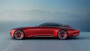 Mercedes 6 6 : vision mercedes maybach 6 concept leaks ahead of official debut autoevolution ~ Medecine-chirurgie-esthetiques.com Avis de Voitures