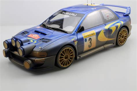 wrc subaru top marques collectibles subaru s4 wrc mc rally 1998 dirty