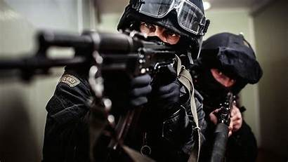 Police Special Forces Desktop Military
