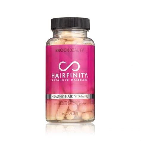hairfinity healthy hair vitamins 1 month supply